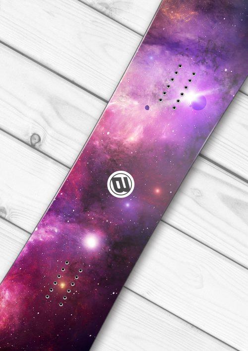 Light As A Feather Snowboard Wrap Boardwraps